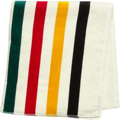 The beach towel version of the classic Pendleton blanket—perfect for summer outings!