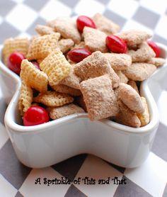 Gingerbread Puppy Ch