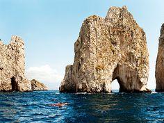 Ah! Beautiful Capri! Seen it! :)