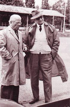 PININFARINA et Enzo FERRARI