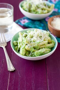 Broccoli Pesto Pasta ...