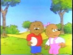 Berenstain Bears Learn About Strangers {Part 1}