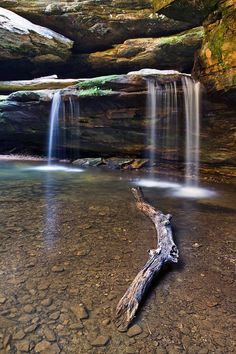 """Triple Fall"" 
