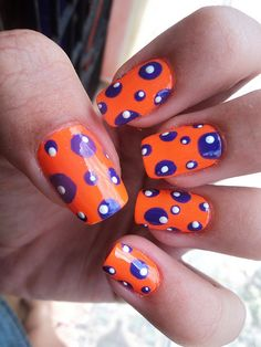 polka dots - use black dots or as is, for Halloween