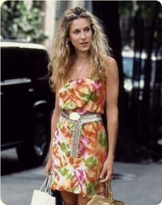 carrie bradshaw--sex and the city