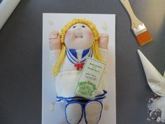 Cabbage Patch Doll Cake 2