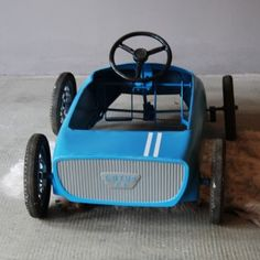 lotus car.  n° 74  handmade & vintage for kids