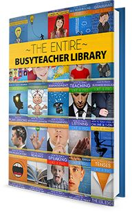 BusyTeacher: Free Printable Worksheets and Lesson Plans For Busy Teachers Like YOU!