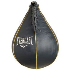 Everlast Everhide Speed Bag. another thing i need. The rhythm of my heart <3
