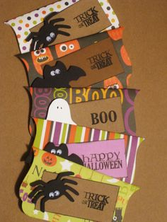 treat bag toppers