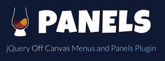 scotchPanels.js a jQuery off canvas menu and panel plugin