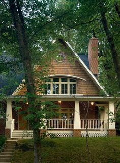 .Love the roofline and window