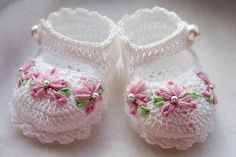 crochet-booties-free-pattern