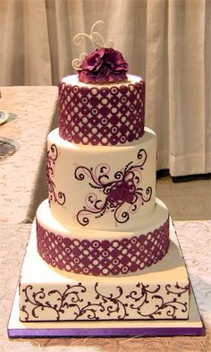 purple detail