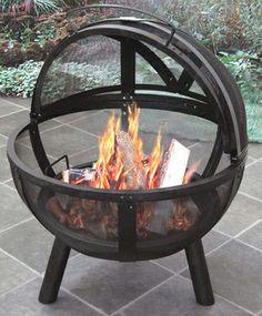 Nice fire pit!