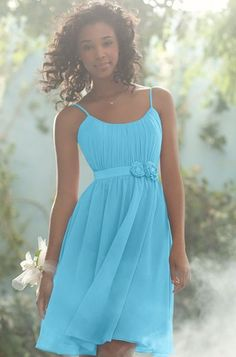 Alfred Angelo 504 Bridesmaid Dress | Weddington Way