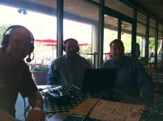 Maginnes on Tap with John Maginnes broadcasting LIVE from the Robert Trent Jones golf course at Palmetto Dunes, Hilton Head. #RBCHeritage