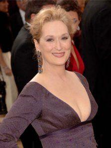 Mature beauty Meryl Streep: Born 1949