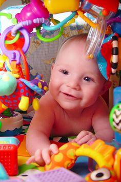 Make a Parenting Handbook; WebQuest: The First Year of Life: