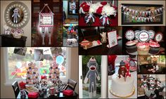 My son's sock monkey themed first birthday party sock monkeys, monkey theme, ezra birthday, brentley birthday, birthday parties, birthday idea, son, first birthdays