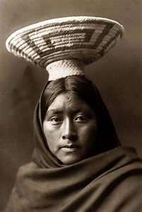 Papago Indian Woman
