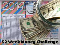 52 Week Money Challenge Week 4 #52weekmoneychallenge
