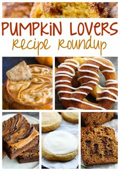 The Ultimate Pumpkin Roundup