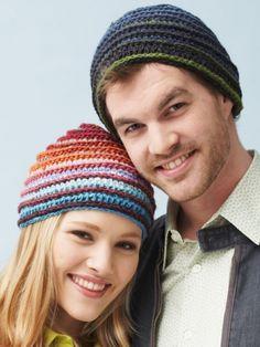 Spiral Hat |  Crochet Patterns