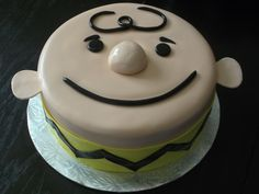 Cake Designs Jackie Brown Croydon : The Peanuts Birthday Party Ideas on Pinterest Charlie ...