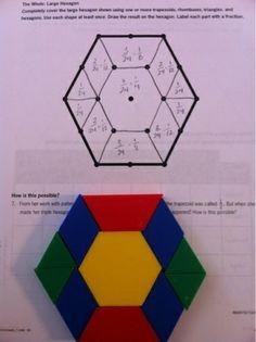 Professional Development on fractions