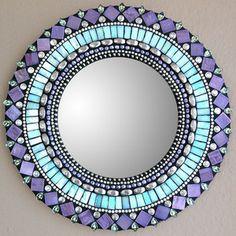 (25) Fab.com | Elegant Mosaic Mirrors