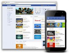 Facebook launched its own App Center
