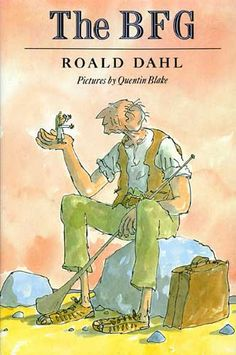The BFG by Roald Dahl. I have always loved and will always love anything by Roald Dahl. He also has a collection of short stories in the horror section.