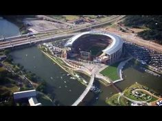 We are blessed, #Baylor family. // Aerial highlights from the first game at McLane Stadium (video)
