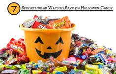 Did you know chocolate is the most expensive Halloween candy?   Read on for more tips on how to cut your Halloween candy costs.