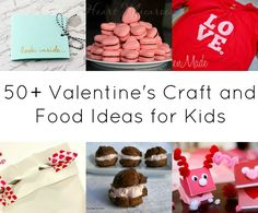 50+ Valentines Craft