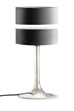 I'd give my first born for this levitating lamp.