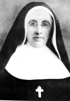 Mother Mary Alfred Moes, O.S.F.(1828-1899) was born in Luxembourg and emigrated to America in 1851 with her sister (also a nun). She was instrumental in establishing first, the Sisters of St. Francis of Mary Immaculate in Joliet, Illinois, as well as the Sisters of Saint Francis of Rochester, Minnesota. She was also the founder of St. Mary's Hospital, Rochester, Minnesota, which became part of the famed Mayo Clinic.