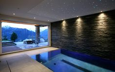 Chalet Spa - Verbier, Switzerland Endowed with a... | Luxury Accommodations