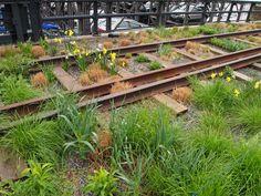 The Highline in New York