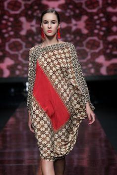 batik dress!