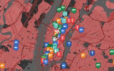 """When the dead come back to life to feast on the living, will you be prepared? Will you have guns? Food? A map?     Didn't think so. Thankfully, a new digital service aims to help you navigate the zombie-infested streets should such a nightmare scenario occur.    """"Map of the Dead,"""" created by the ..."""