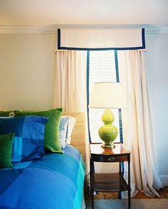 drapes...
