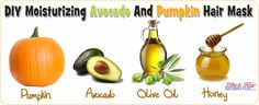 A DIY Moisturizing Avocado And Pumpkin Hair Mask For Dry Curly Hair  Read the article here - http://www.blackhairinformation.com/hair-care-2/hair-treatments-and-recipes/diy-moisturizing-avocado-pumpkin-hair-mask-dry-curly-hair/ #diyhairmask #hairmask #deepcondition #conditioning #dryhair #moisturizing