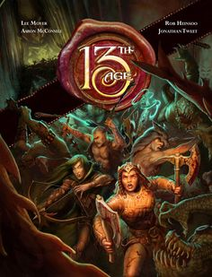 13 Age RPG review - Petrie's Family Games