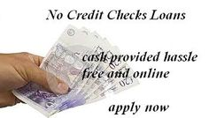We are you sufficient amount provided hassle free and without any fee. No credit checks loans best cash provided by online at same day within 24 hours instant. You can apply these cash loans for any time and any finance problem solve instant. You can apply with us and get cash need it online and instant in few second. www.nocreditchecknoupfrontfeeloans.co.uk
