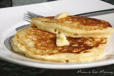 Sunday Morning Buttermilk Pancakes