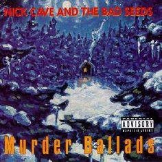 music, caves, favourit album, album cover, seeds, murder ballad, bad seed, album art, nick cave