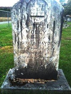 Molly <i>Hall</i> Hayden