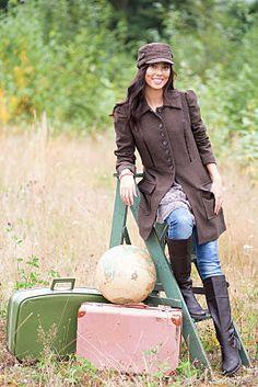 Travel girl